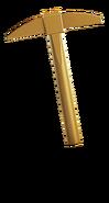 Golden Pickaxe