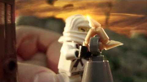 LEGO Ninjago - Skull Motorbike vs. Spinjitzu Dojo