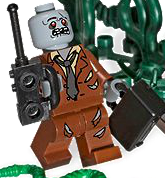 New Brown Suit Zombie