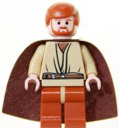 Obi-Wan Kenobi, Dark Orange Legs sw135