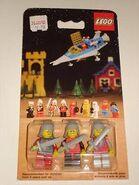 0016-Castle Mini Figures