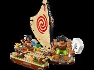 41150 Le voyage en mer de Vaiana 2