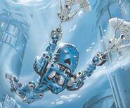Concept art of Toa Metru Nokama