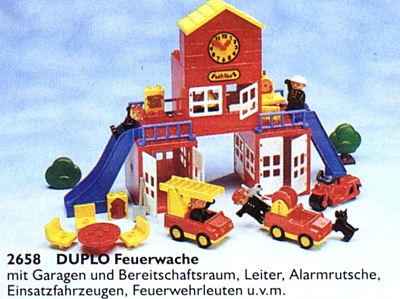 2658 Fire Station
