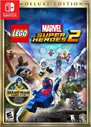 LEGO Marvel Super Heroes 2 Deluxe Edition Nintendo Switch