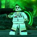 Le Joker (Infirmière)-Batman 3