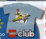 LEGO Club Meeting Shirt May 2009