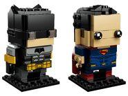 41610 Tactical Batman & Superman