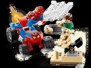 76172 Le combat de Spider-Man et Sandman 2