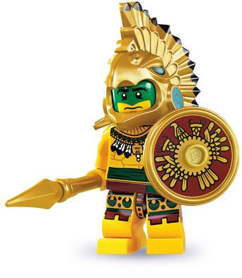 Aztekenkrieger