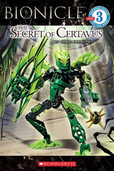 BIONICLE: The Secret of Certavus