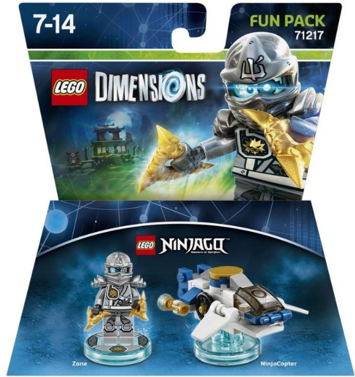71217 Ninjago Zane Fun Pack
