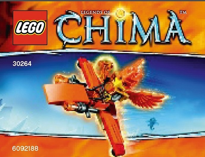 30264 Frax's Phoenix Flyer