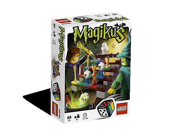 3836 Magikus