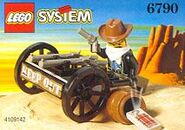 6790 Bandit's Wheelgun