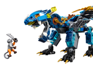 70602 Le dragon élémentaire de Jay 4