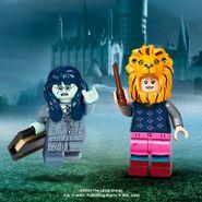71028 Minifigures Série 2 Harry Potter 7