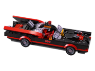 76052 Série TV classique Batman - La Batcave 5
