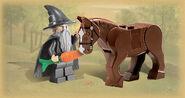9469 L'arrivée de Gandalf 4