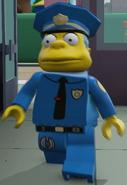 Dimensions Chief Wiggum