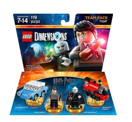 71247 Harry Potter Team Pack