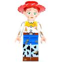 Jessie Minifigurine taches