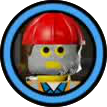 TLM Jeton 013-Emmet (Déguisement Robot)