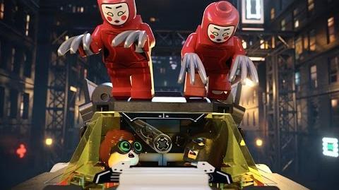 The Batmobile 70905 - The LEGO Batman Movie - Product Animation