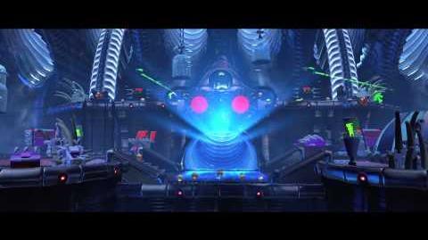 LEGO Batman 3 Beyond Gotham - Brainiac Trailer
