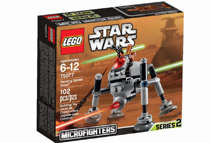 75077 Homing Spider Droid