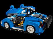 31070 Le bolide bleu 3