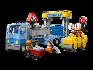 5652 La construction de routes