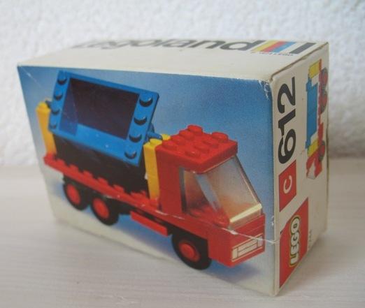 612 Tipper Truck