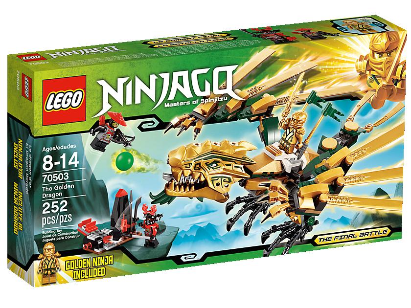 70503 The Golden Dragon