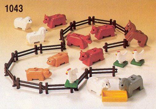 1043 Farm Animals