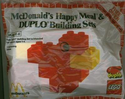 1918 Happy Meal Set