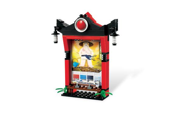 2856134 LEGO Ninjago Card Shrine