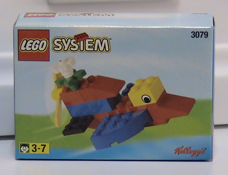 3079 Kelloggs Promotional Set: Duck