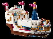 41153 Mariage sur le navire royal d'Ariel 8