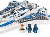 Pre Vizsla's Mandalorian Fighter 9525