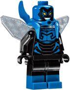 Blue Beetle Physical