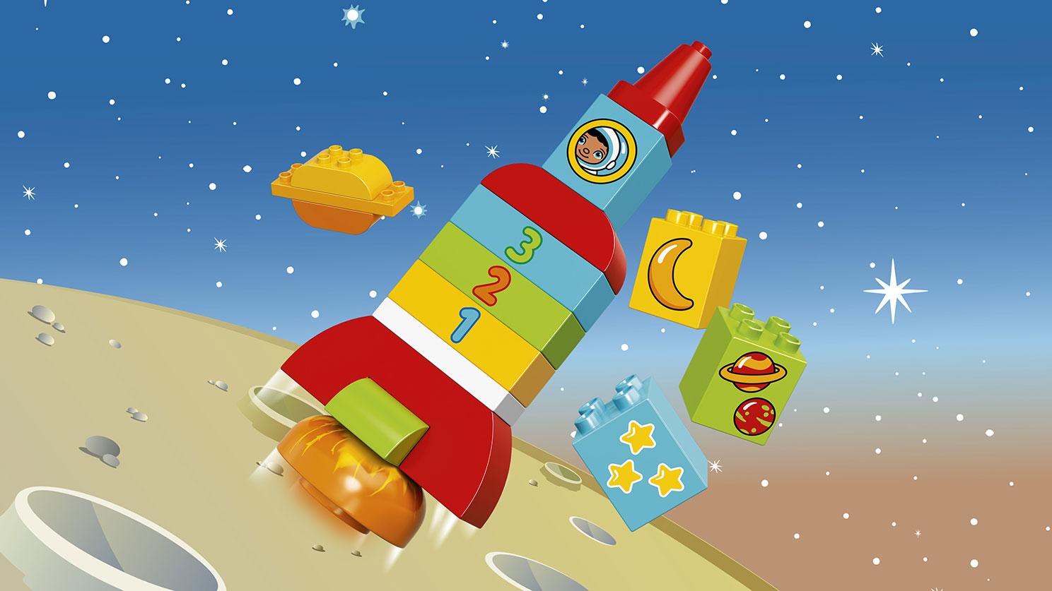 10815 Ma première fusée
