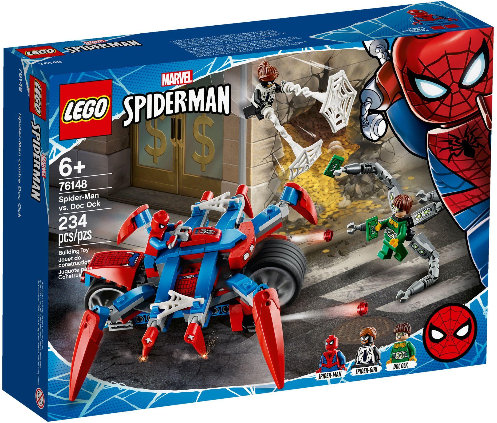 76148 Spider-Man vs. Doc Ock