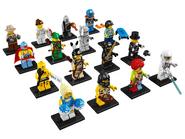 8683 Minifigures Série 1 2