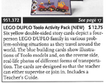 9199 Toolo Activity Pack