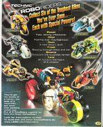 Lego mania magazine scan