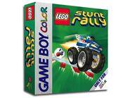 5724 LEGO Stunt Rally - Game Boy Color