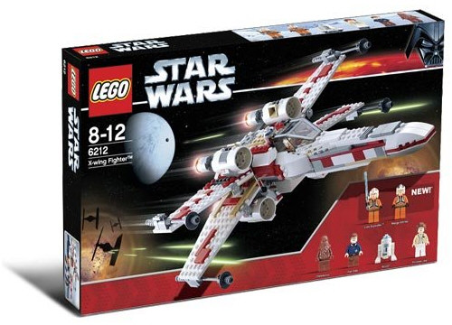 6212 X-Wing Fighter