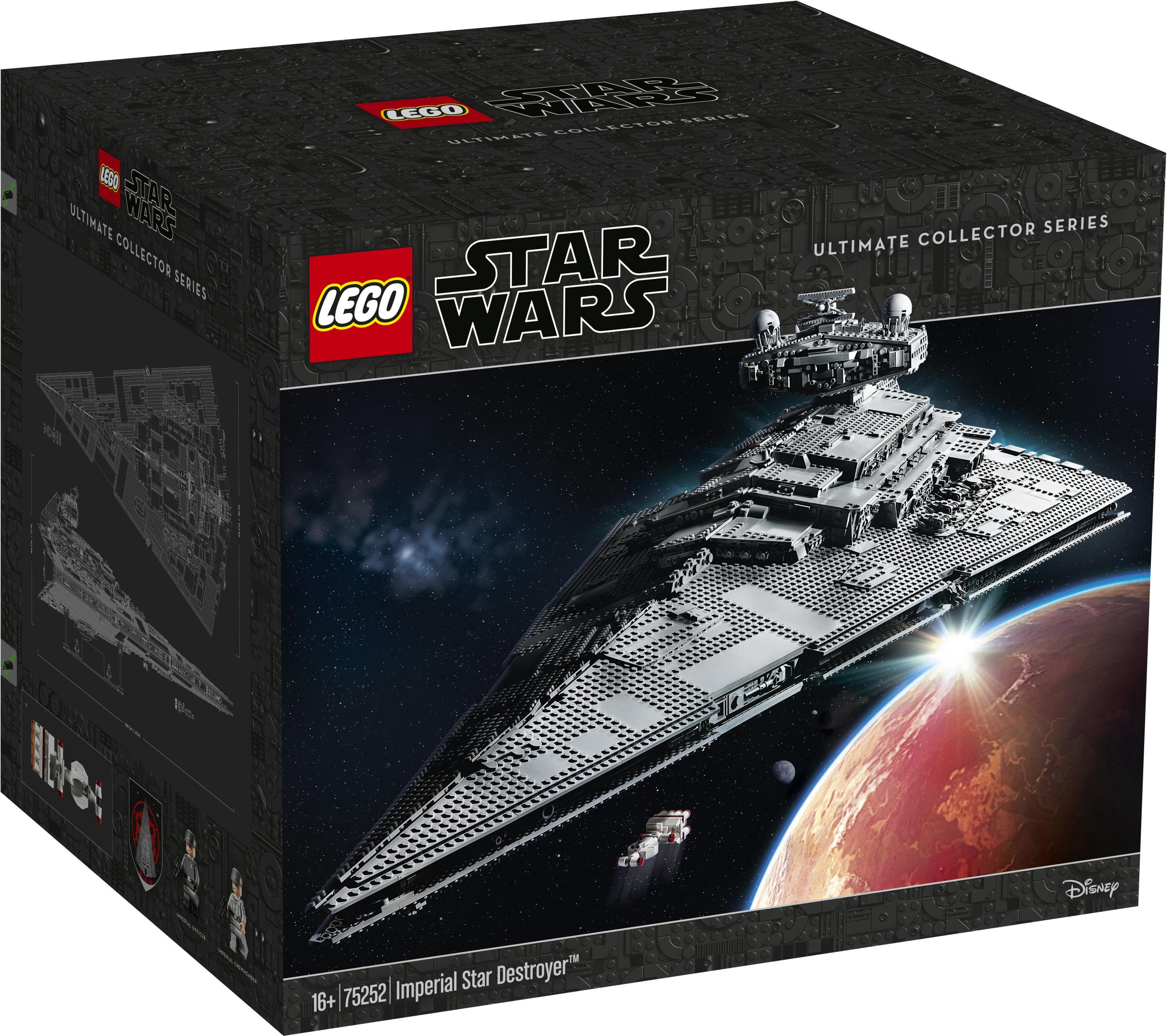 75252 Imperial Star Destroyer