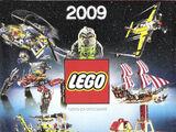 Catalogo prodotti LEGO per il 2009 (seconda metà)
